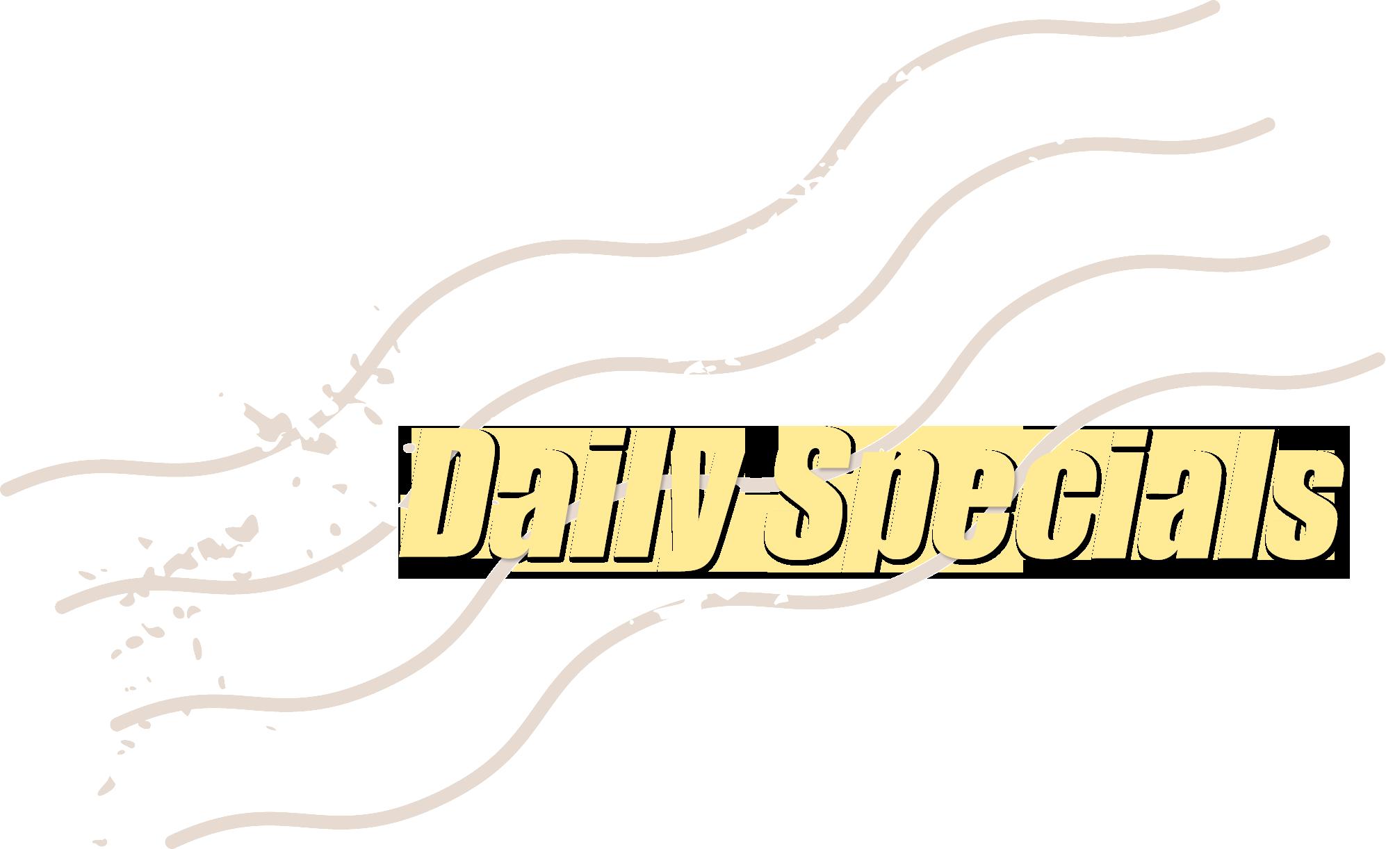 Post Office Pub Daily Specials Menu