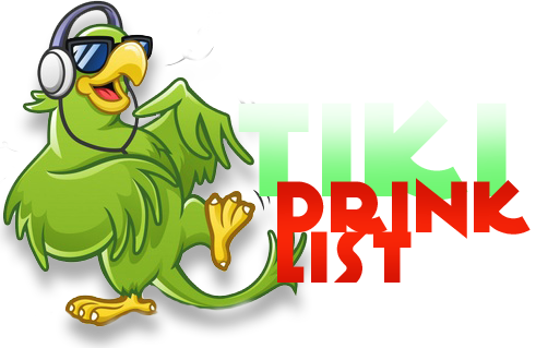 click to see our tiki drink list