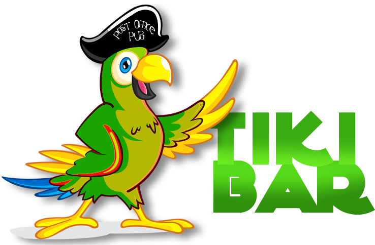 Green Parrot Tiki Bar